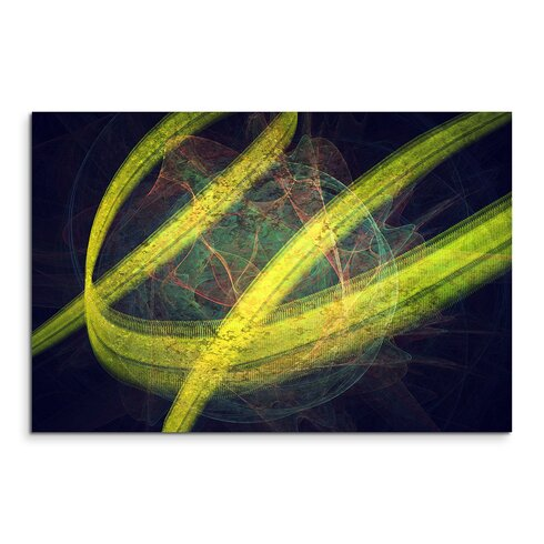 Enigma Abstrakt 1444 Painting Print on Canvas