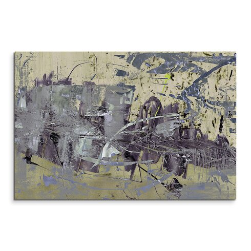 Enigma Abstrakt 869 Painting Print on Canvas