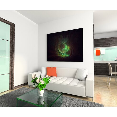 Enigma Abstrakt 1216 Painting Print on Canvas