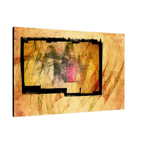 Enigma Abstrakt 471 Painting Print on Canvas