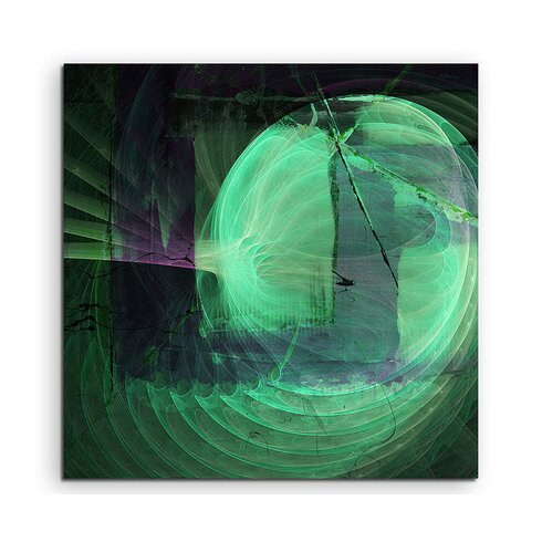 Enigma Abstrakt 1447 Painting Print on Canvas