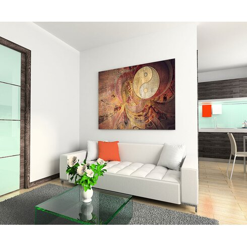 Enigma Abstrakt 426 Painting Print on Canvas