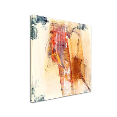Enigma Abstrakt 767 Painting Print on Canvas