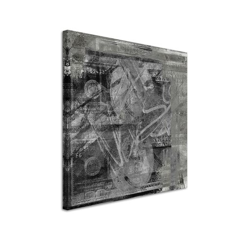 Enigma Abstrakt 503 Painting Print on Canvas