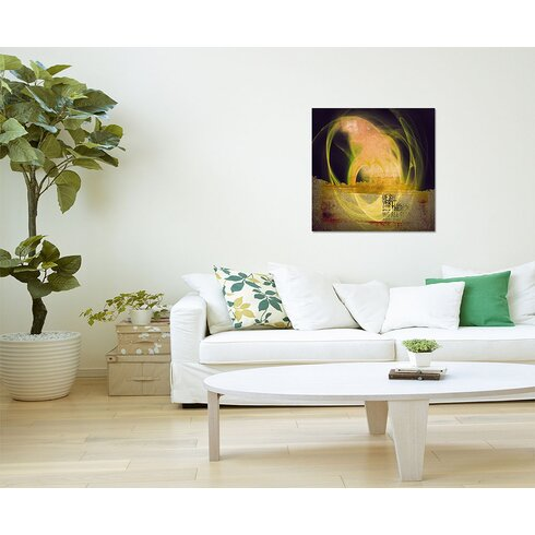 Enigma Abstrakt 134 Painting Print on Canvas