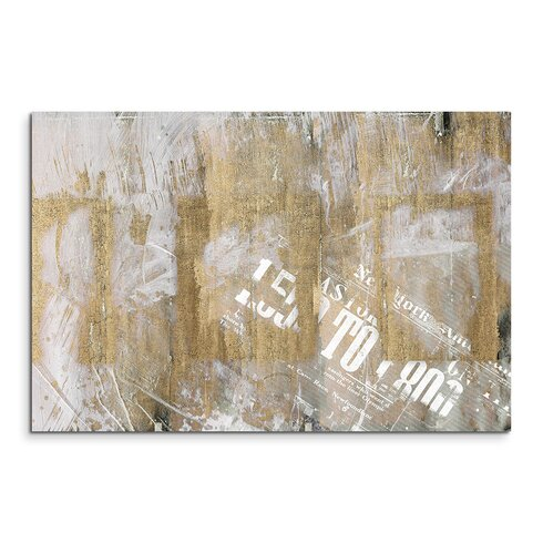 Enigma Abstrakt 558 Painting Print on Canvas