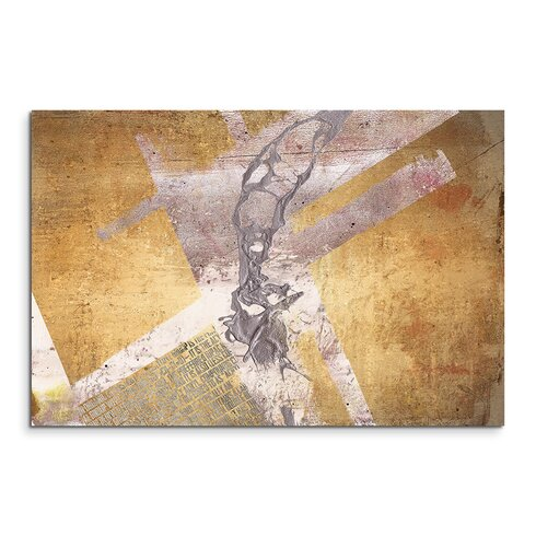 Enigma Abstrakt 787 Painting Print on Canvas