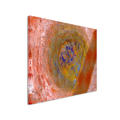 Enigma Abstrakt 605 Painting Print on Canvas
