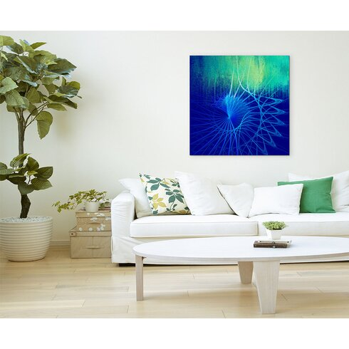 Enigma Abstrakt 1469 Painting Print on Canvas