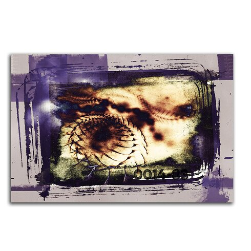 Enigma Abstrakt 402 Painting Print on Canvas