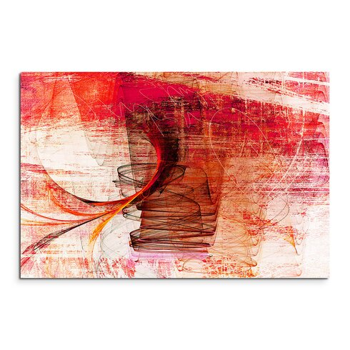 Enigma Abstrakt 1369 Painting Print on Canvas