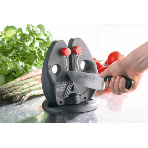 Rapid Steel Action Knife Sharpener
