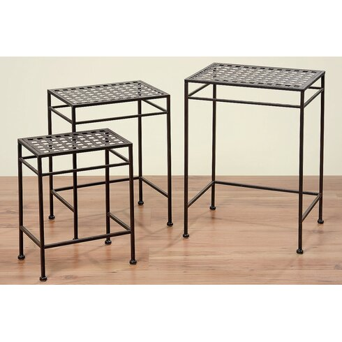 Figa 3 Piece Side Table Set