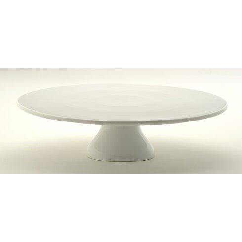 Pedestal Cake Stand in White
