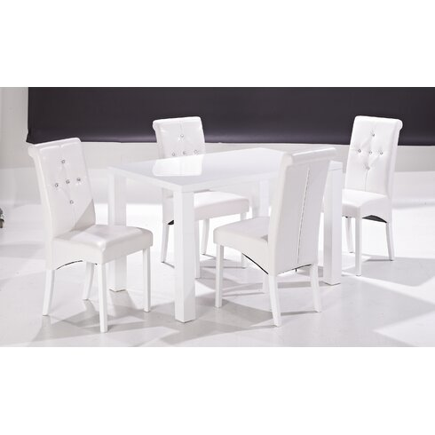 Monroe Dining Table. Home Zone Furniture Monroe Dining Table   Reviews   Wayfair co uk