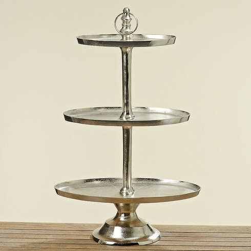 Micra Decorative Tiered Stand