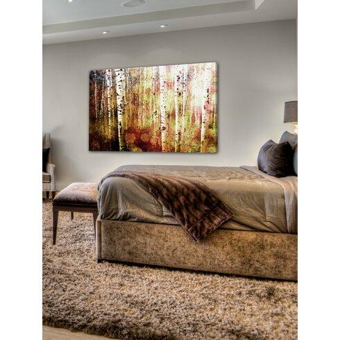 Aspen by Parvez Taj Painting Print on Wrapped Canvas  Reviews