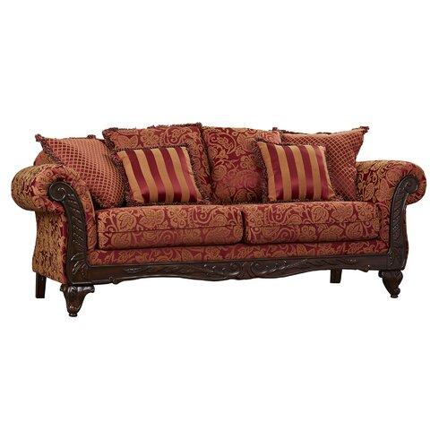 Astoria Grand Serta Upholstery Belmond Sofa & Reviews