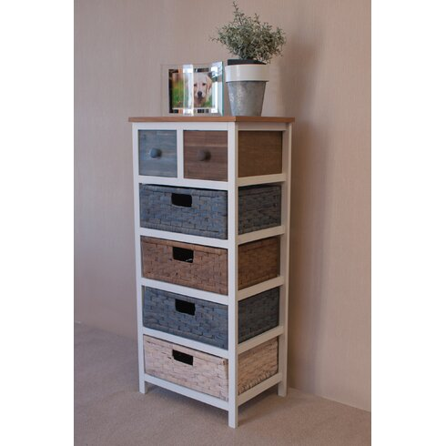 Camber Milena 6 Drawer Chest
