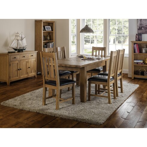 Oliver Extendable Dining Set with 4 Chairs