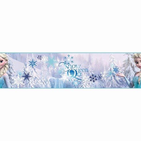 Frozen 5m L x 15.6cm W Border Wallpaper