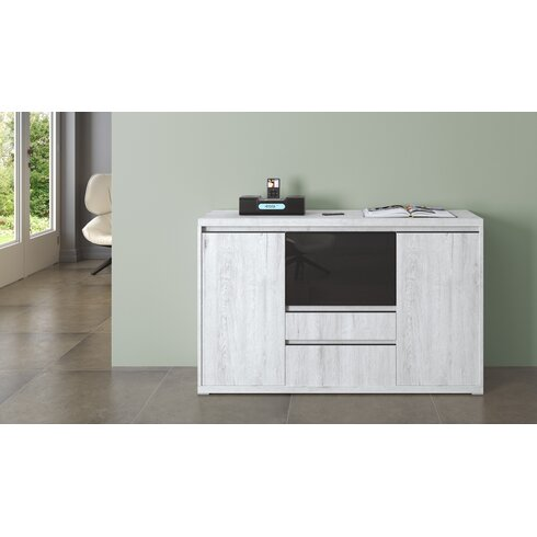 Kay 3 Door 2 Drawer Combi Chest