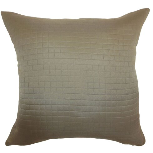 Maertisa Quilted Throw Pillow