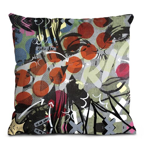 Electric Scatter Cushion