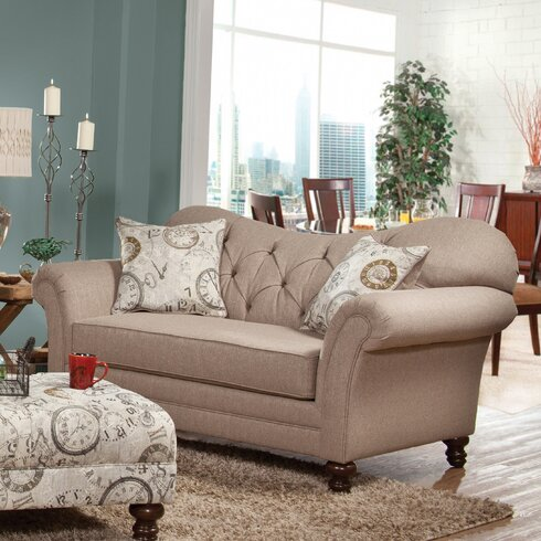 Serta Upholstery Wheatfield Living Room Collection - Three Posts™ Serta Upholstery Wheatfield Living Room Collection