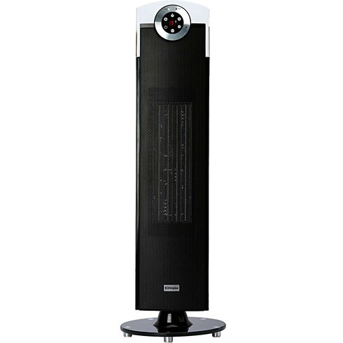 Studio G 2500 Watt Portable Electric Convection Tower Heater with LED Display