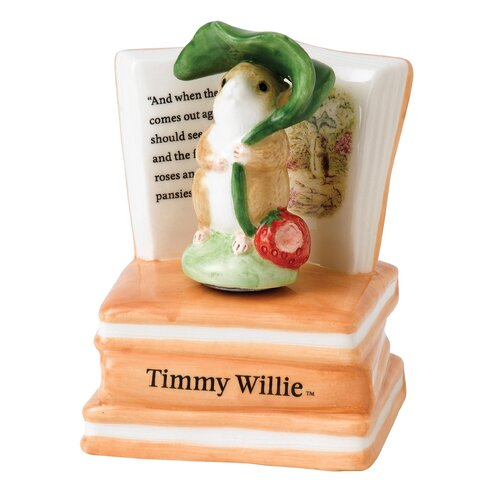 Timmy Willie Musical Figure
