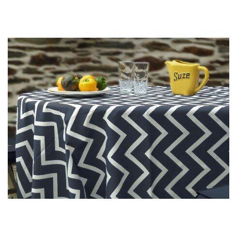 240 cm W x 160 cm D Rectangular Wipe-clean Tablecloth