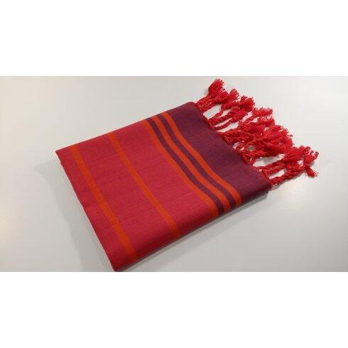 Scarlet Hand Towel