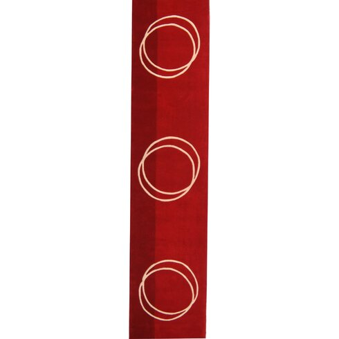 Safavieh Rodeo Drive Hand Tufted Red Area Rug Amp Reviews