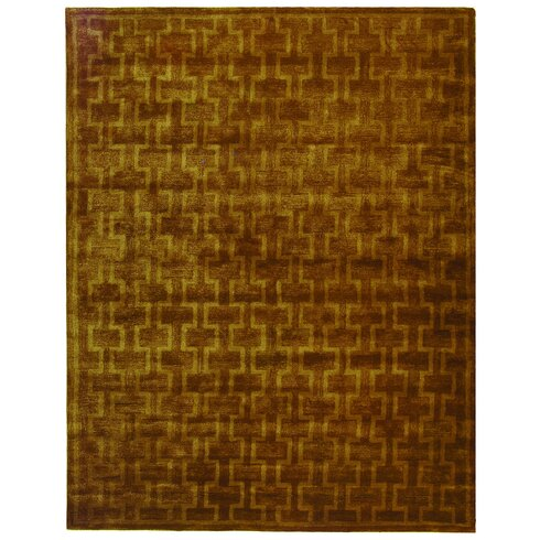 Soho Gold/Brown Area Rug