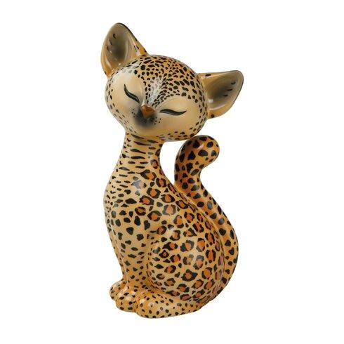 Figur Leopard Kitty