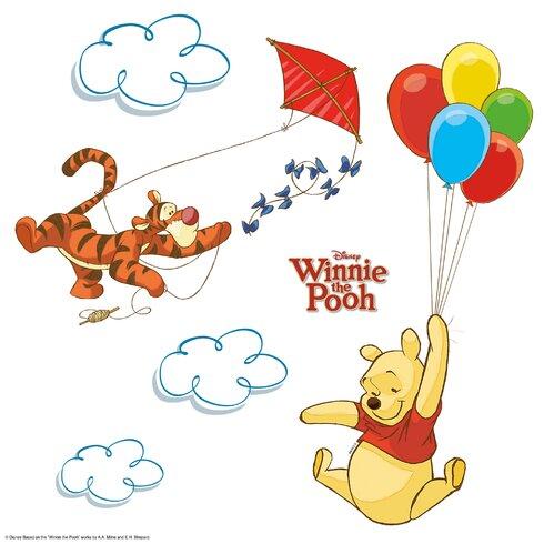 Winnie Pooh Window Sticker