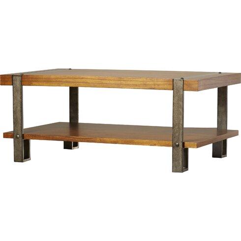 Gallatin Coffee Table - Loon Peak Gallatin Coffee Table & Reviews Wayfair