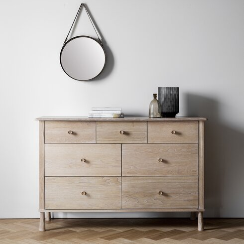 Wycombe 7 Drawer Sideboard