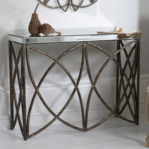 Fairmont park keighley console table reviews for Furniture keighley