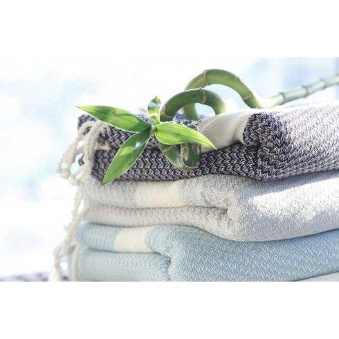 Exquisite Bamboo Peshtemal Beach towel