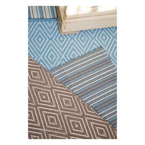Dash and albert rugs hand woven blue indoor outdoor area rug reviews wayfair - Ondersteuning fer smeden ...