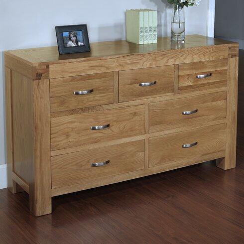 7 Drawer Sideboard