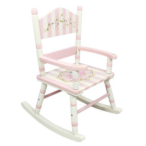 Fantasy Fields Bouquet Kids Rocking Chair & Reviews  Wayfair