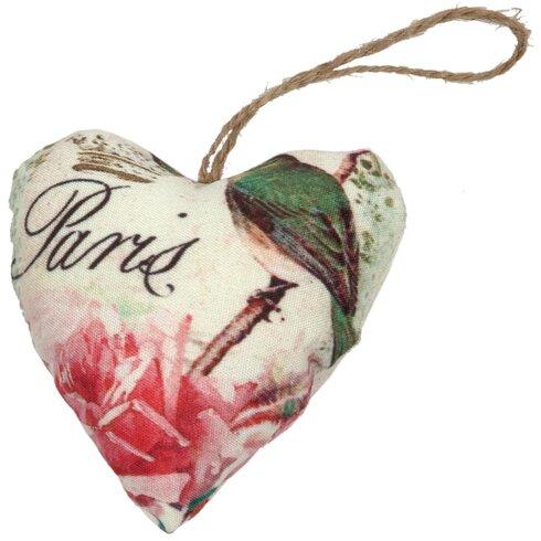 Vintage Aveda Scented Heart Sculpture
