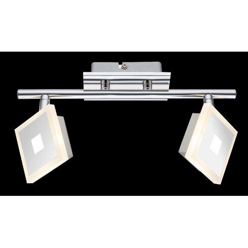 2 Light Ceiling Spotlight