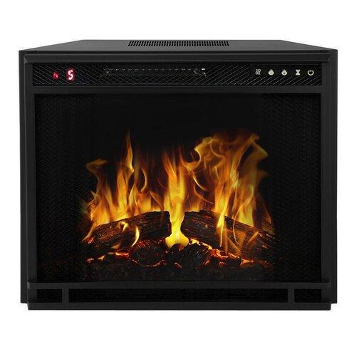 Gibson Living Ventless Wall Mount Electric Fireplace Insert Wayfair