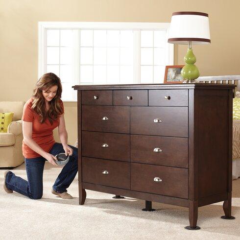Waxmanconsumergroup Super 8 Piece Reusable Furniture