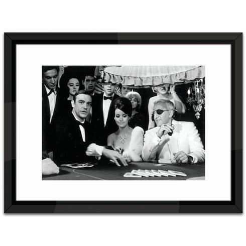 Thunderball Casino Framed Photographic Print