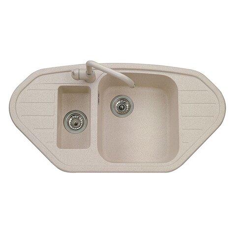 Vogue 98cm x 50cm Kitchen Sink